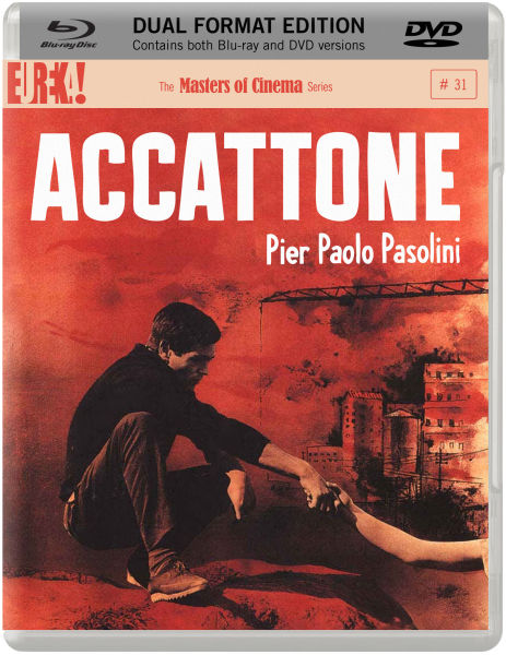 Accattone / Comizi DAmore (Masters of Cinema) (DVD and Blu-Ray Dual Format)