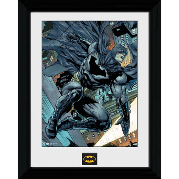 Batman Swing - 30 x 40cm Collector Prints