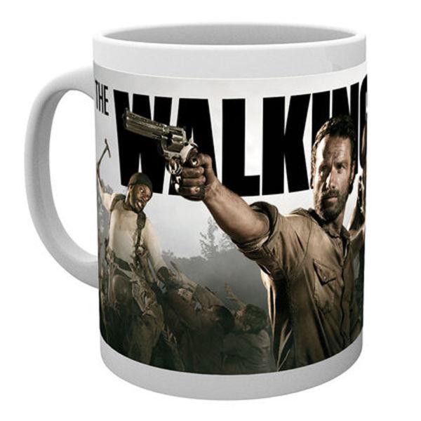 Remote Control Toy Cars The Walking Dead Banner Mug Merchandise | TheHut.com