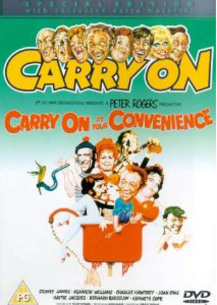 Carry On At Your Convenience (Special Ediation)