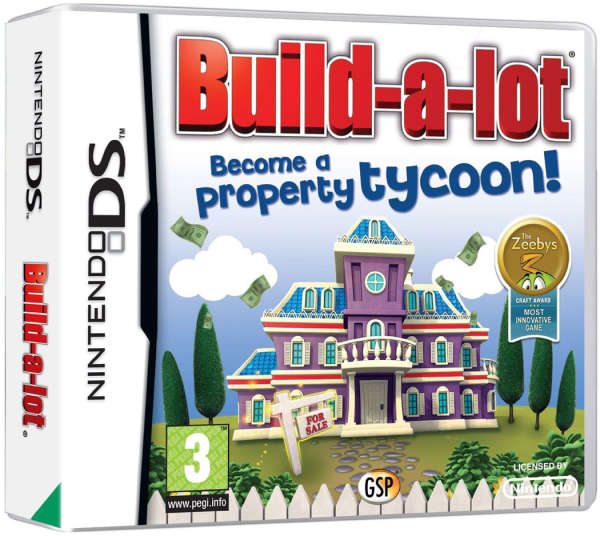 Build a lot nintendo ds zavvi espa a for Build on your lot louisiana