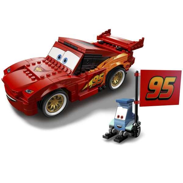 LEGO Cars: Ultimate Build Lightning McQueen (8484)