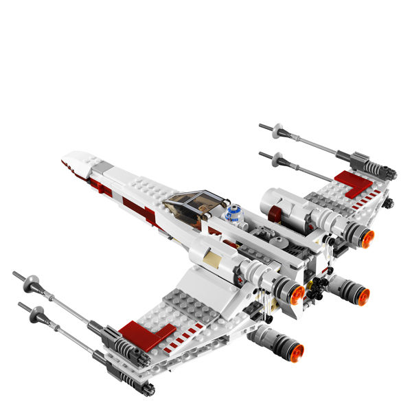 Lego Star Wars X Wing Starfighter 75218 Brand New: LEGO Star Wars: X Wing Starfighter (9493)