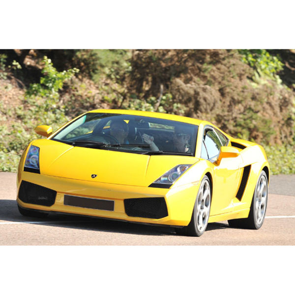 Lamborghini Driving Experience: Triple Supercar Driving Thrill