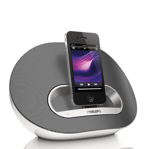 iphone docking station with speakers philips ds3120 05 speaker for ipod iphone with 17638