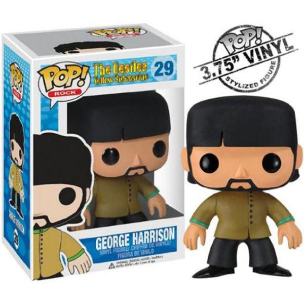 The Beatles George Harrison Pop Vinyl Figure Pop In A
