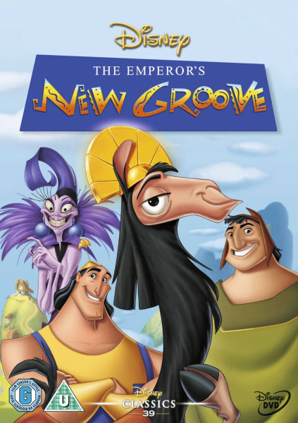 The Emperors New Groove