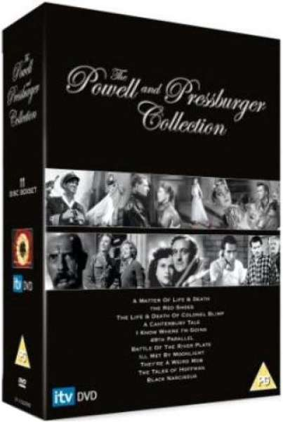 The Powell And Pressburger Collection [11 Discs]