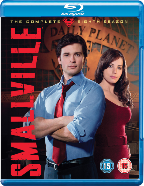 Smallville - Series 8 - Complete