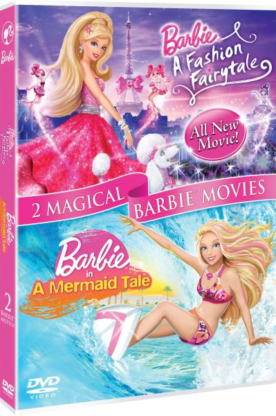Barbie - A Fashion Fairytale / A Mermaid Tale
