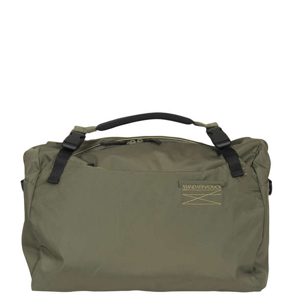 Mandarina Duck Isi Small Duffle Bag Salvia Buy Online
