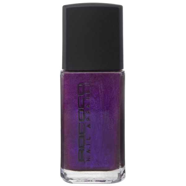 Rococo Nail Apparel Metallic Vernis - No Shrinking Violet (14ml)