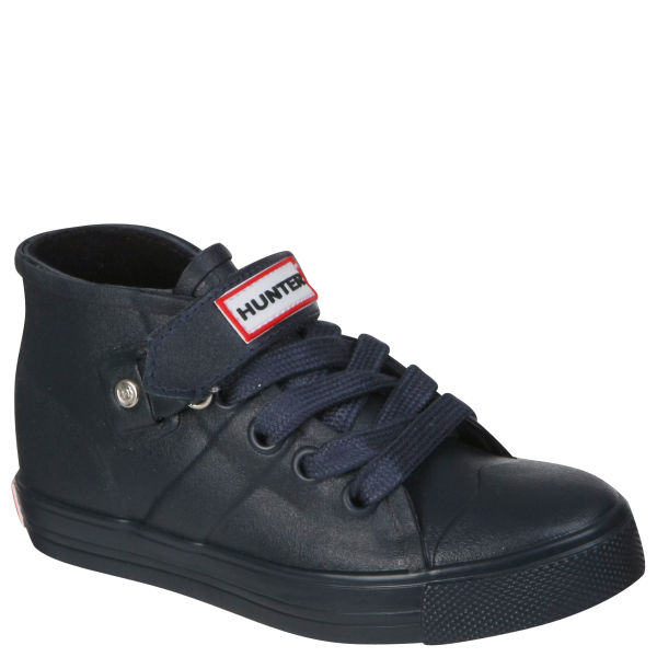 Hunter Kids' Millbank Trainers - Navy
