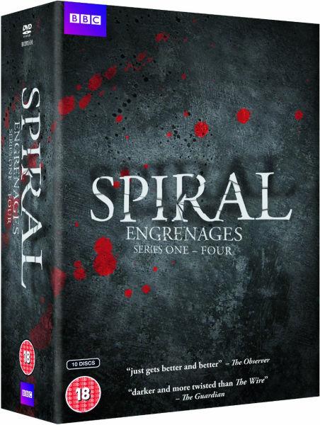Spiral - Series 1-4