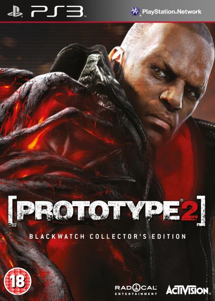 Prototype 2  Blackwatch Collector U0026 39 S Edition Ps3