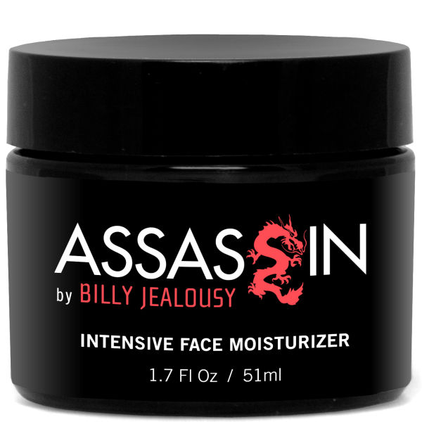Billy Jealousy Assassin Intensive Facial Moisturizer (1.7oz)