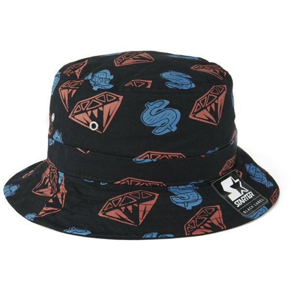 13f2cfbea3b ... switzerland billionaire boys club diamond and dollar bucket hat black  image 2 9b9aa 72c5e