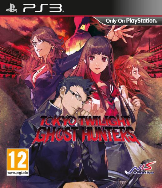 Tokyo Twilight Ghost Hunters