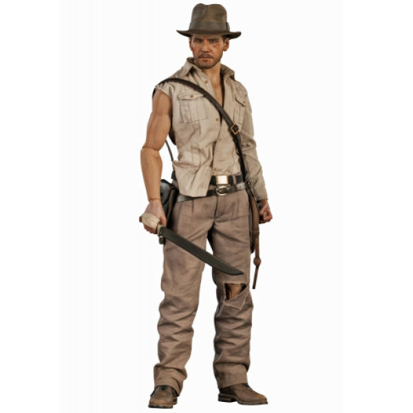 Sideshow Collectibles Indiana Jones and the Temple of Doom Indiana Jones 1:6 Scale Figure