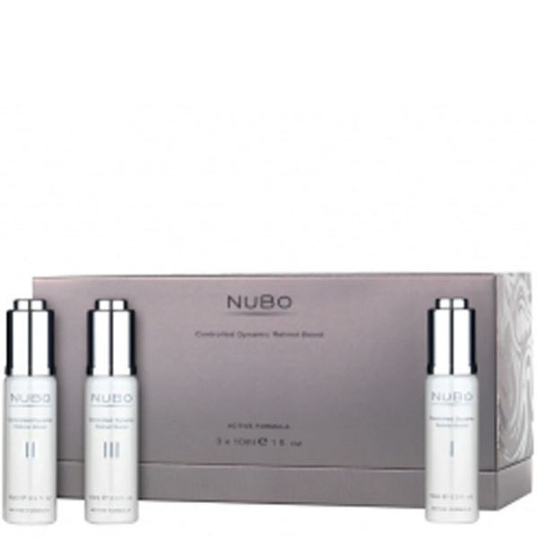 Set cremas retinol Nubo Controlled Dynamic Retinol Boost - 10ml