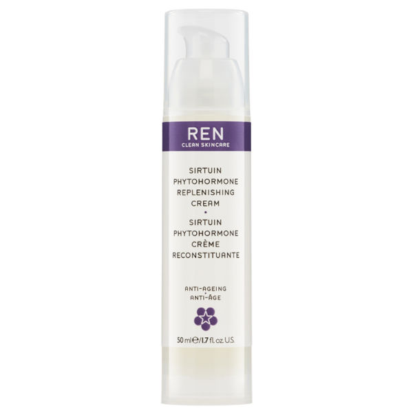 REN Sirtuin Phytohormone Replenishing Cream (50ml)
