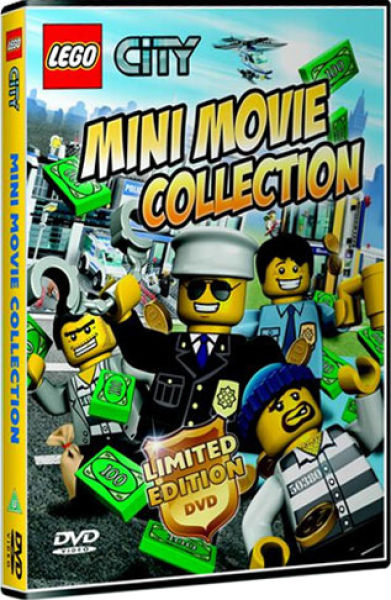 Lego City Mini Movie Dvd Zavvi