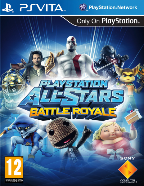 All Playstation 1 Games : Playstation all stars battle royale ps vita zavvi