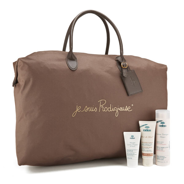 Nuxe Weekend Bag Gift Set Free Shipping Lookfantastic