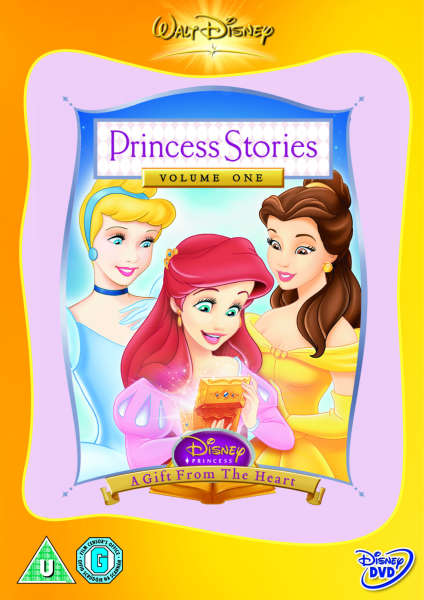 Disney Princess Stories - Volume 1: A Gift From The Heart