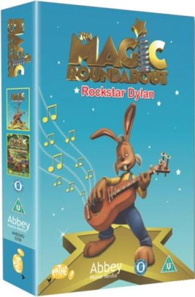 Magic Roundabout Rockstar Dylan Dvd Zavvi