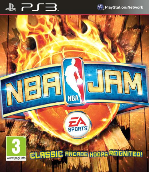 Nba Jam Ps3 Zavvi