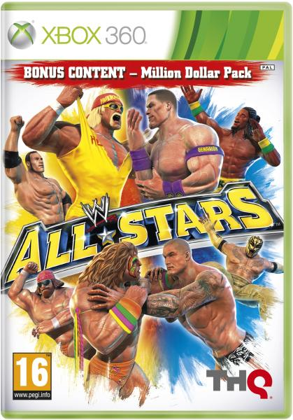 Wwe all stars 'you owe me for this!! ' (wwe all stars gameplay xbox.
