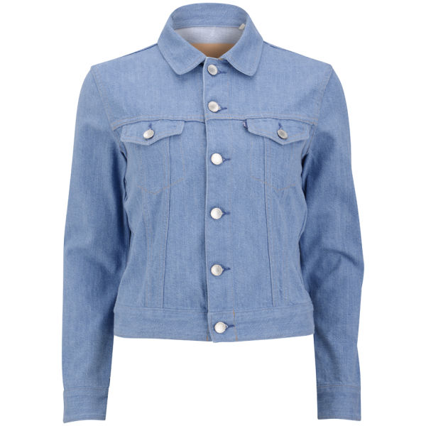 Levi's Made & Crafted Women's Trucker Jacket - Light Wash