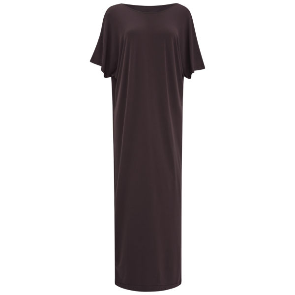 By Malene Birger Women's Diddi Maxi Dress - Deep Plum