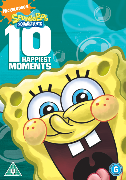 Spongebob Squarepants - 10 Happiest Moments