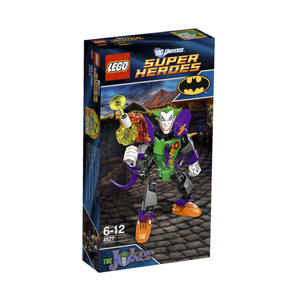 LEGO Super Heroes Ultrabuild: The Joker (4527) Toys | Zavvi