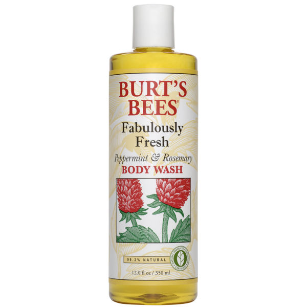 Burt's Bees Body Wash - Peppermint & Rosemary 350 ml