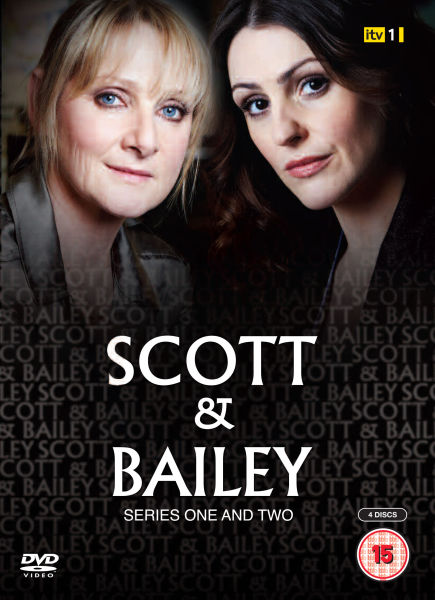 Scott And Bailey Series 1 And 2 Dvd Zavvi