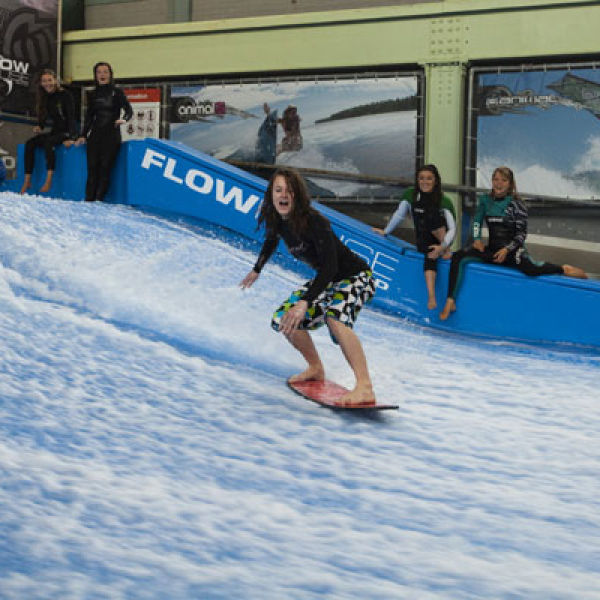 Indoor Surfing Experience For One Iwoot