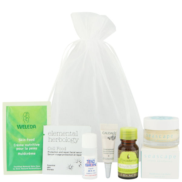 Beautyexpert february sample pack free gift beautyexpert for Belle jardin slimming expert