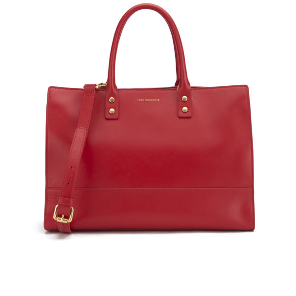 Lulu Guinness Women's Daphne Tote Bag - Red