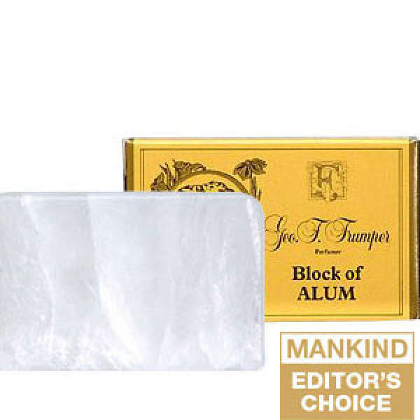 Geo. F. Trumper Trumpers Block of Alum (100g)