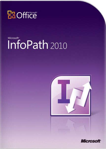 Microsoft InfoPath 2010 Computing | Zavvi.com
