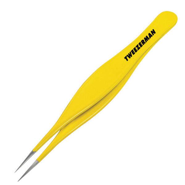 Tweezerman Ingrown Hair Amp Splinter Tweezer Yellow Free
