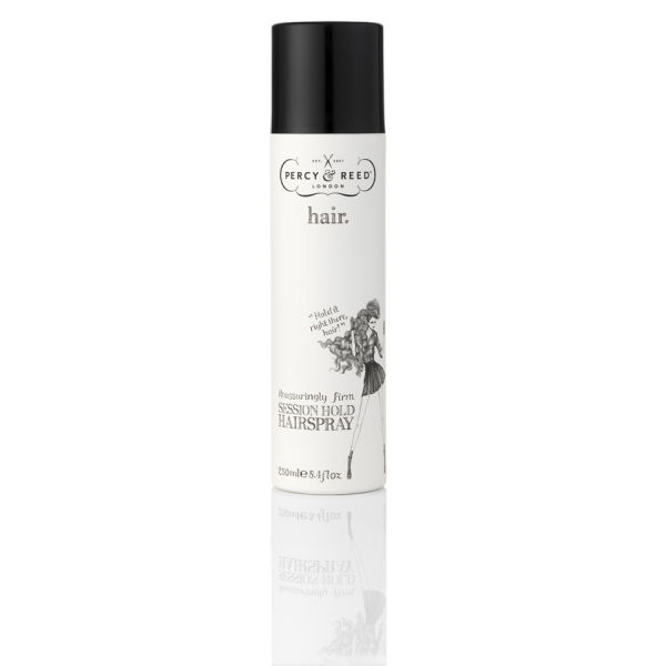 Percy & Reed Reassuringly Firm Session Hold Hairspray (250 ml)