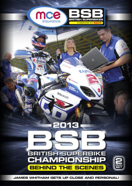 British Superbike: Behind the Scenes 2013
