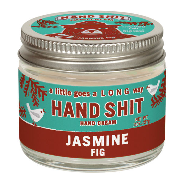 Hand Sh*t Hand Cream - Jasmine and Fig