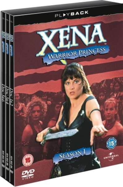 Xena: Warrior Princess - Series 1