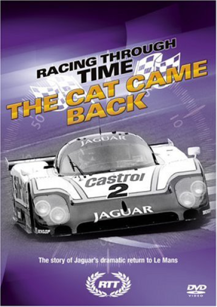 Racing Through Time - The Cat Came Back: Jaguar