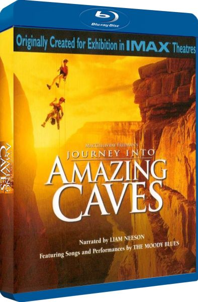 IMAX: Journey into Amazing Caves
